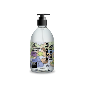 Dishwashing liquid with lavender  SPRING STORY 500ml