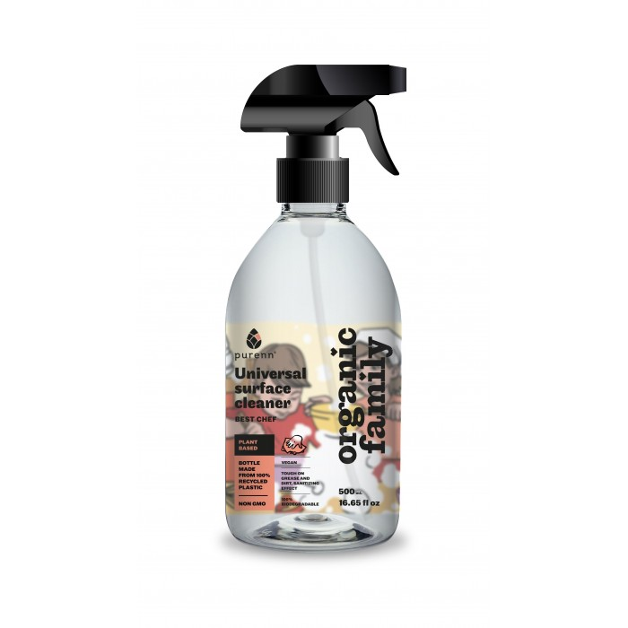 Universal surface cleaner. Best chef. 500ml