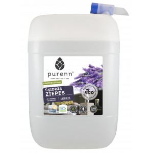 PURENN Liquid soap with lavender extract 10L