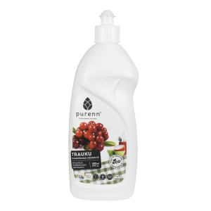 Dishwashing liquid with aloe vera and lingonberry 500ml - OLD DESIGN