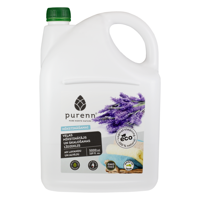 Fabric Softener and Laundry Rinse 5L