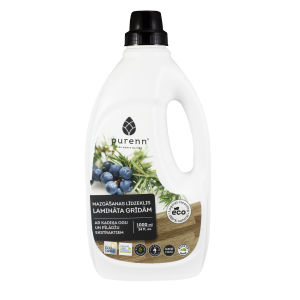 PURENN laminate floor cleaner with juniper and rowanberry extracts 1L