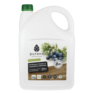 PURENN laminate floor cleaner with juniper and rowanberry extracts 5L