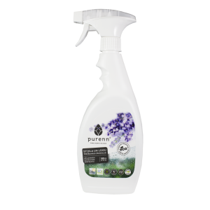 PURENN glass and window cleaner with lavender and bilberry extract 0.5L