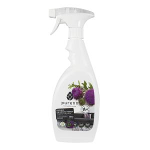 Carpet and upholstery stain remover