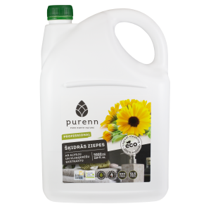 PURENN Liquid soap with aloe vera and calendula extracts 5L